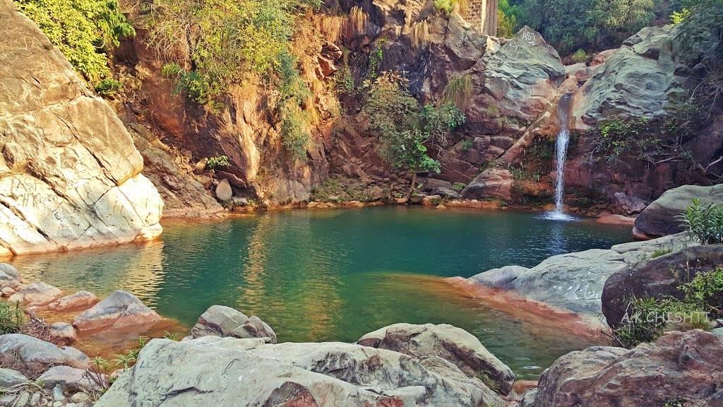 Nila Sand Waterfall Rawalpindi Islamabad Pakistan