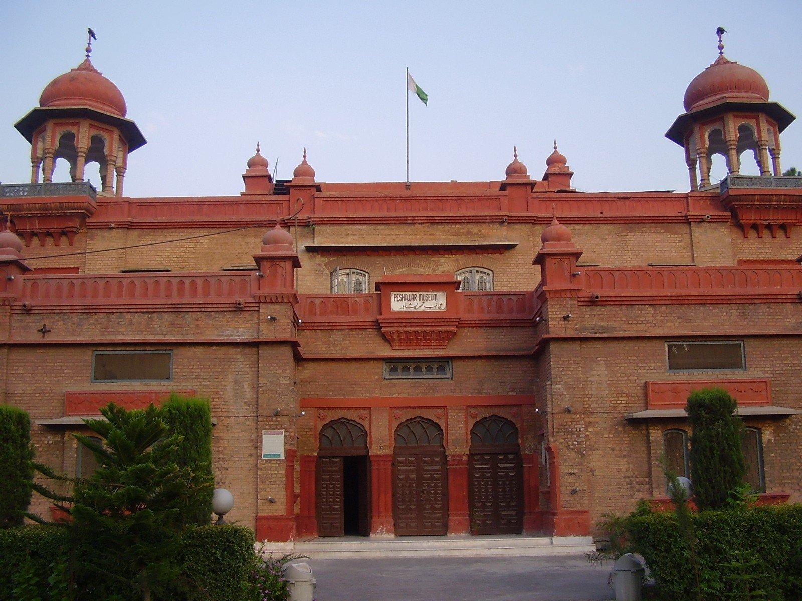 Peshawar Mosque Pakistan