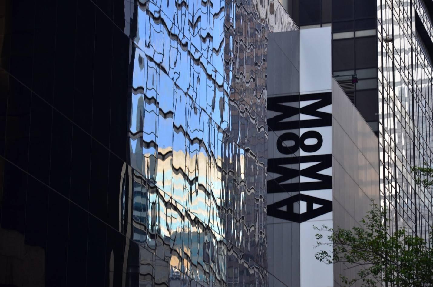 MoMa New York City NYC USA United States of America