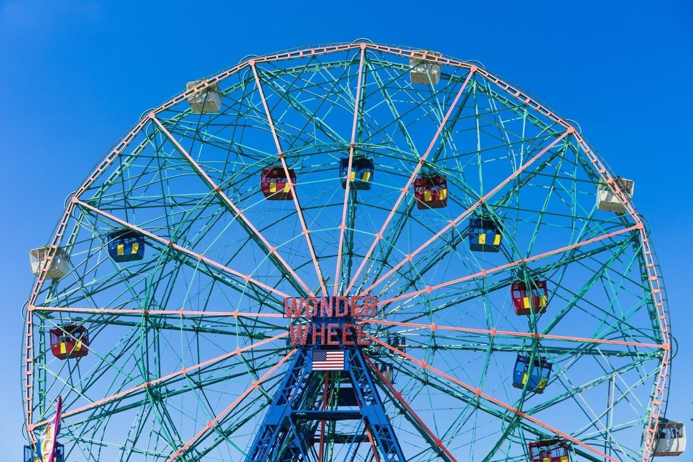 Coney Island New York City NYC United States of America