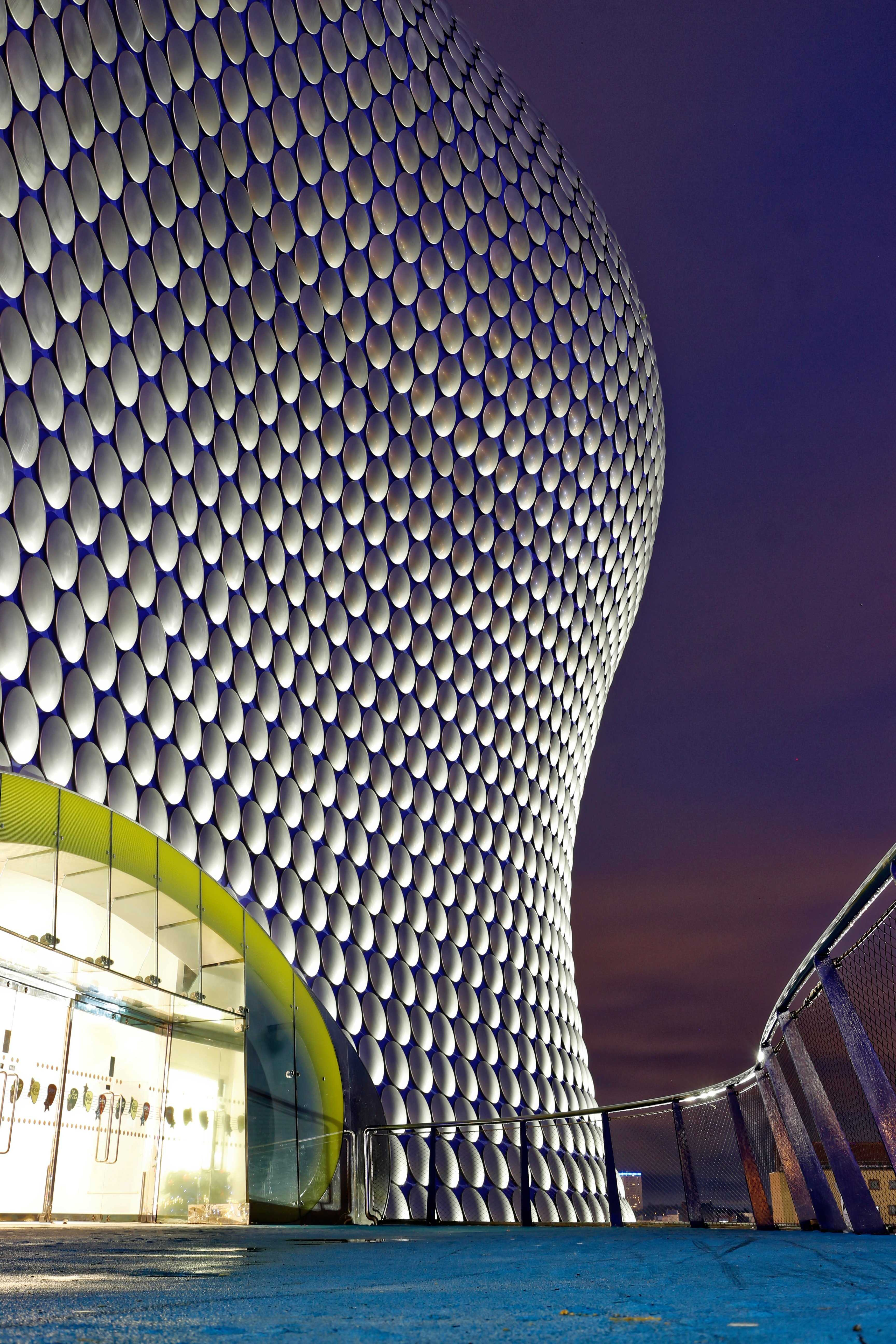 Birmingham City Center
