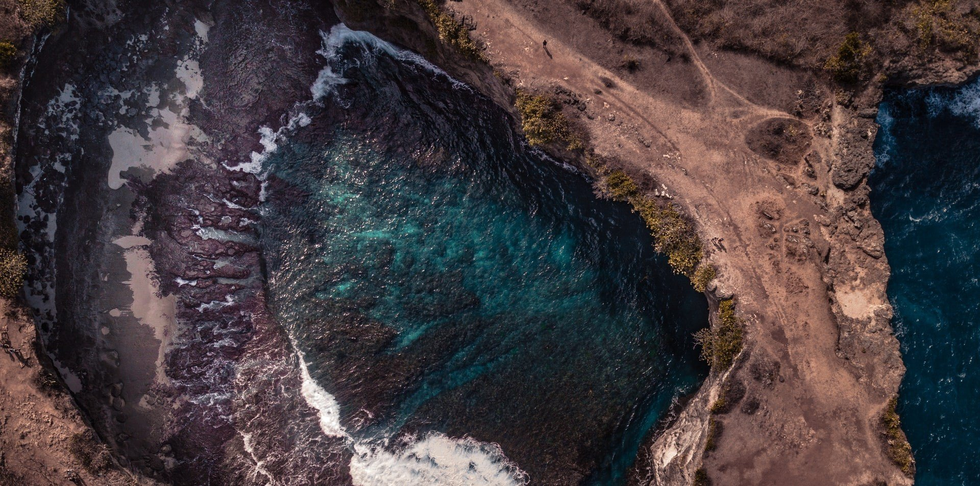 Pasih Uug Broken Beach Nusa Penida Bali Indonesia