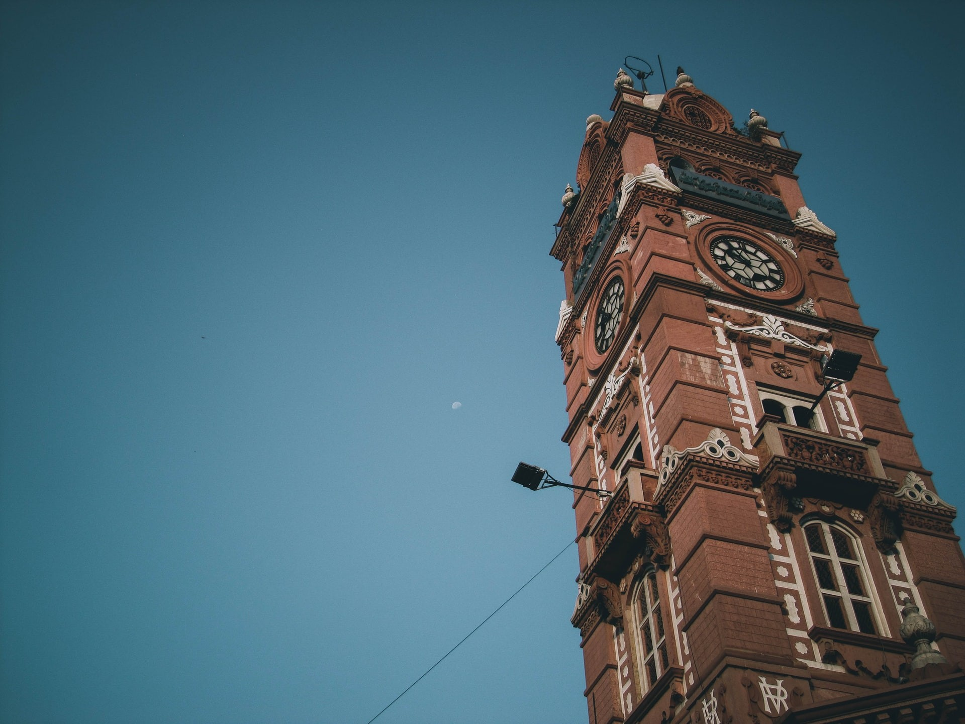 Clock Tower Faisalabad Pakistan