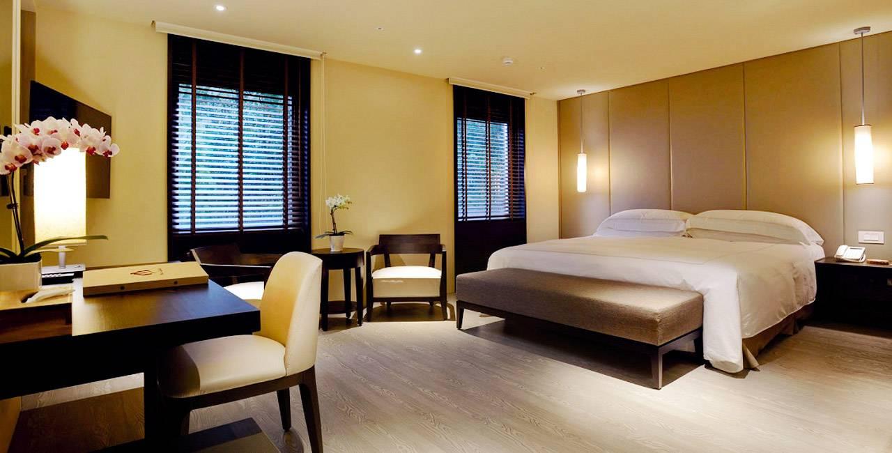 Fenglin Room Gaia Hotel Taipei Taiwan