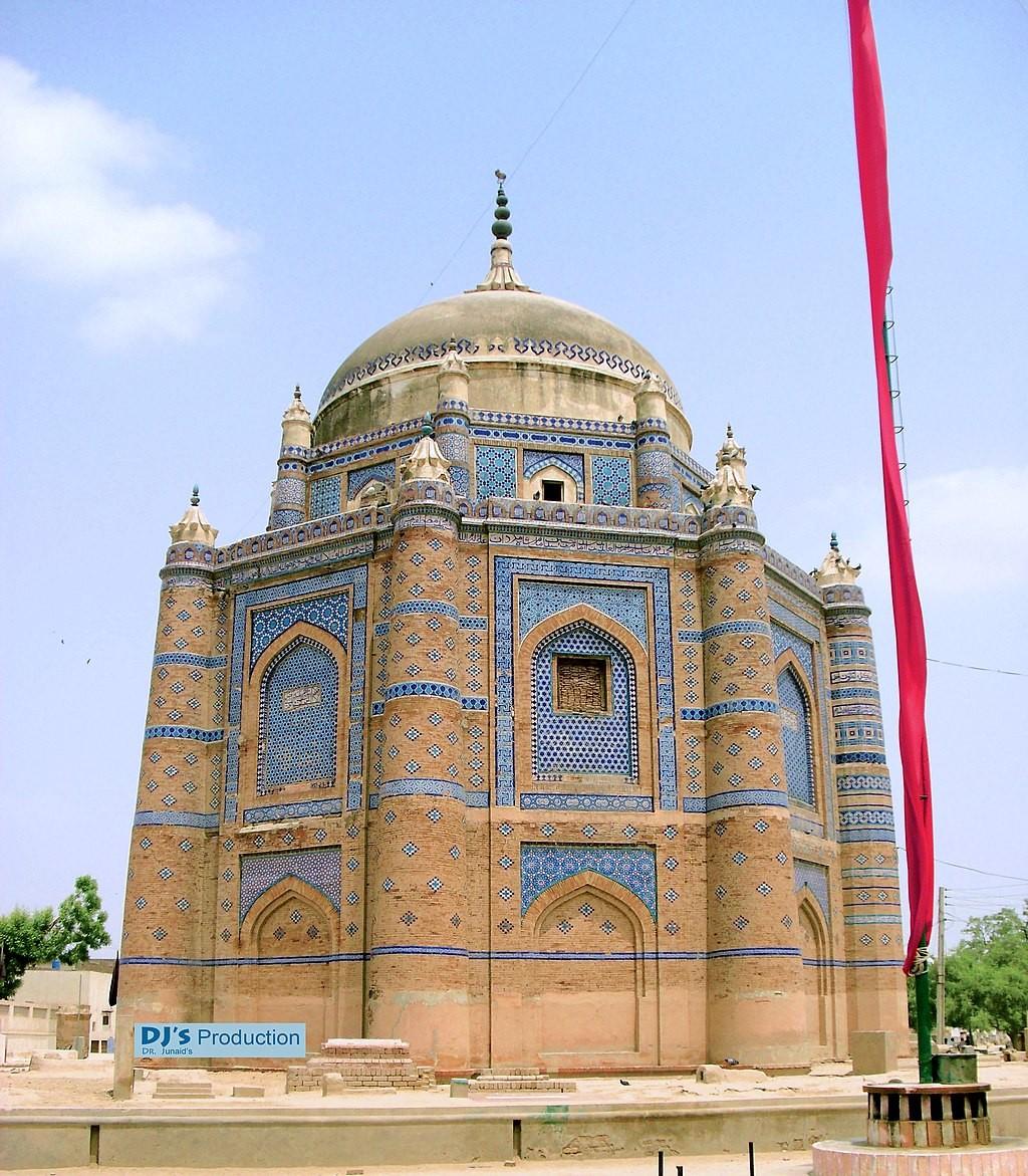 Tomb Shah Ali Akbar Multan