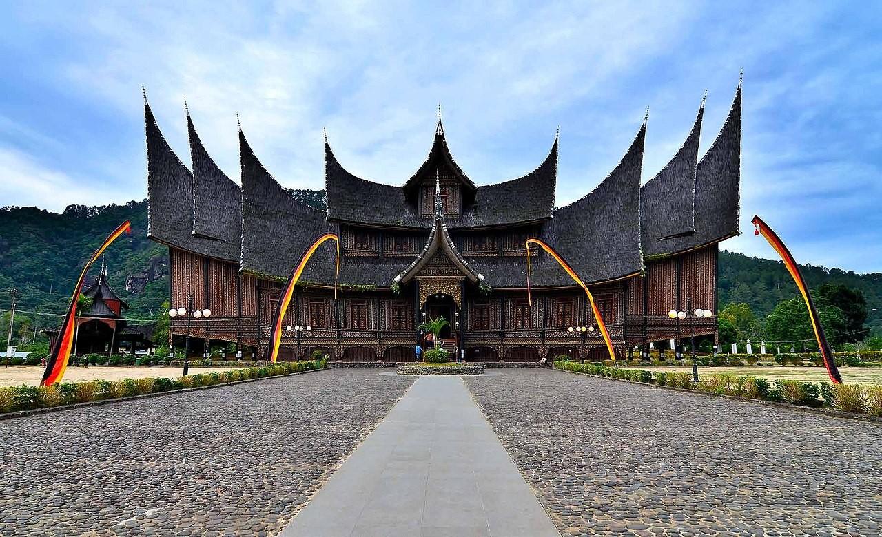 Istana Pagaruyung Batusangkar