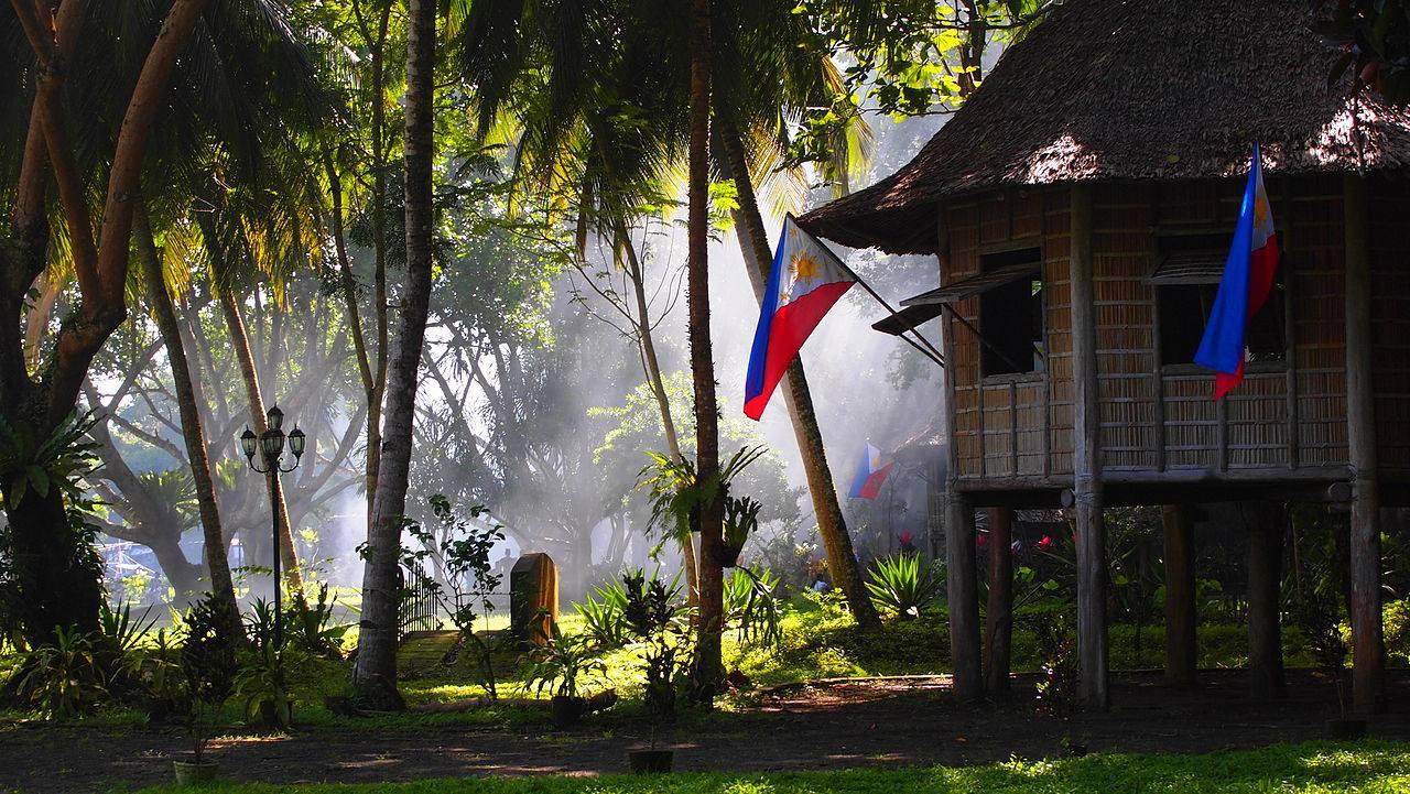 Jose Rizal Memorial Protected Landscape Mindanao Philippines