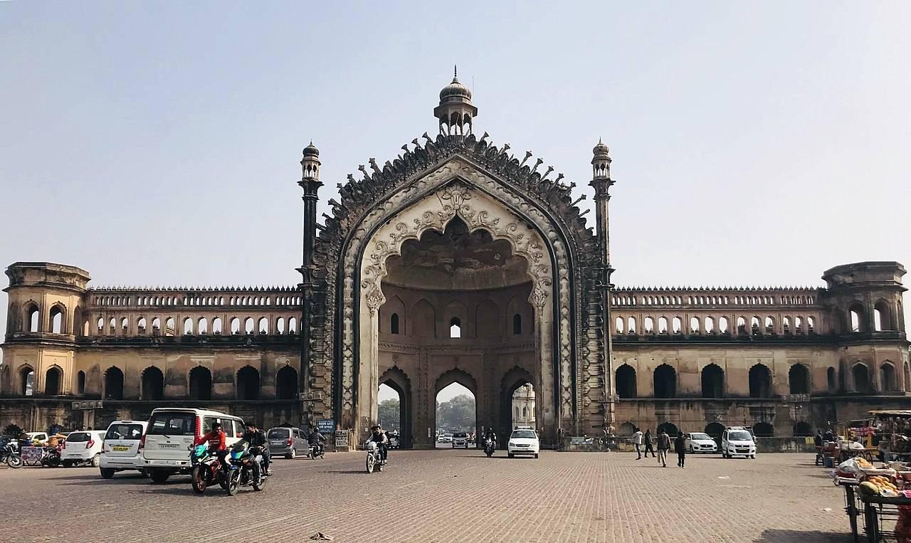 Rumi Darwaza Nawabi Lucknow India