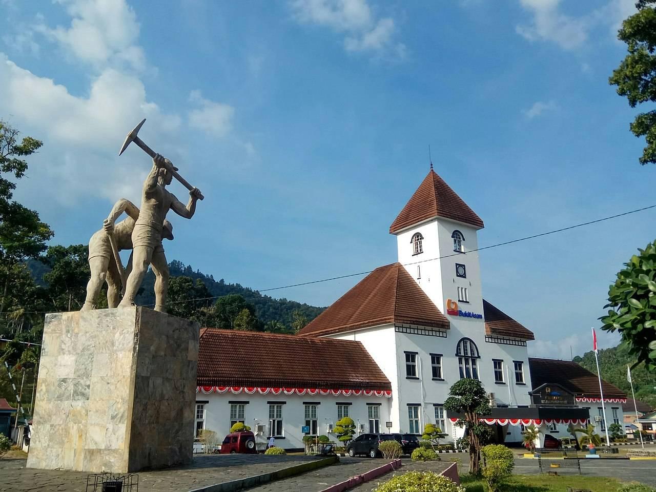Kota Sawahlunto City Sumber Indonesia