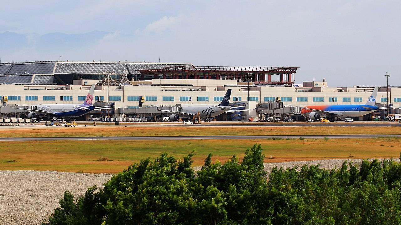 Taiwan Taoyuan International Airport Taipei