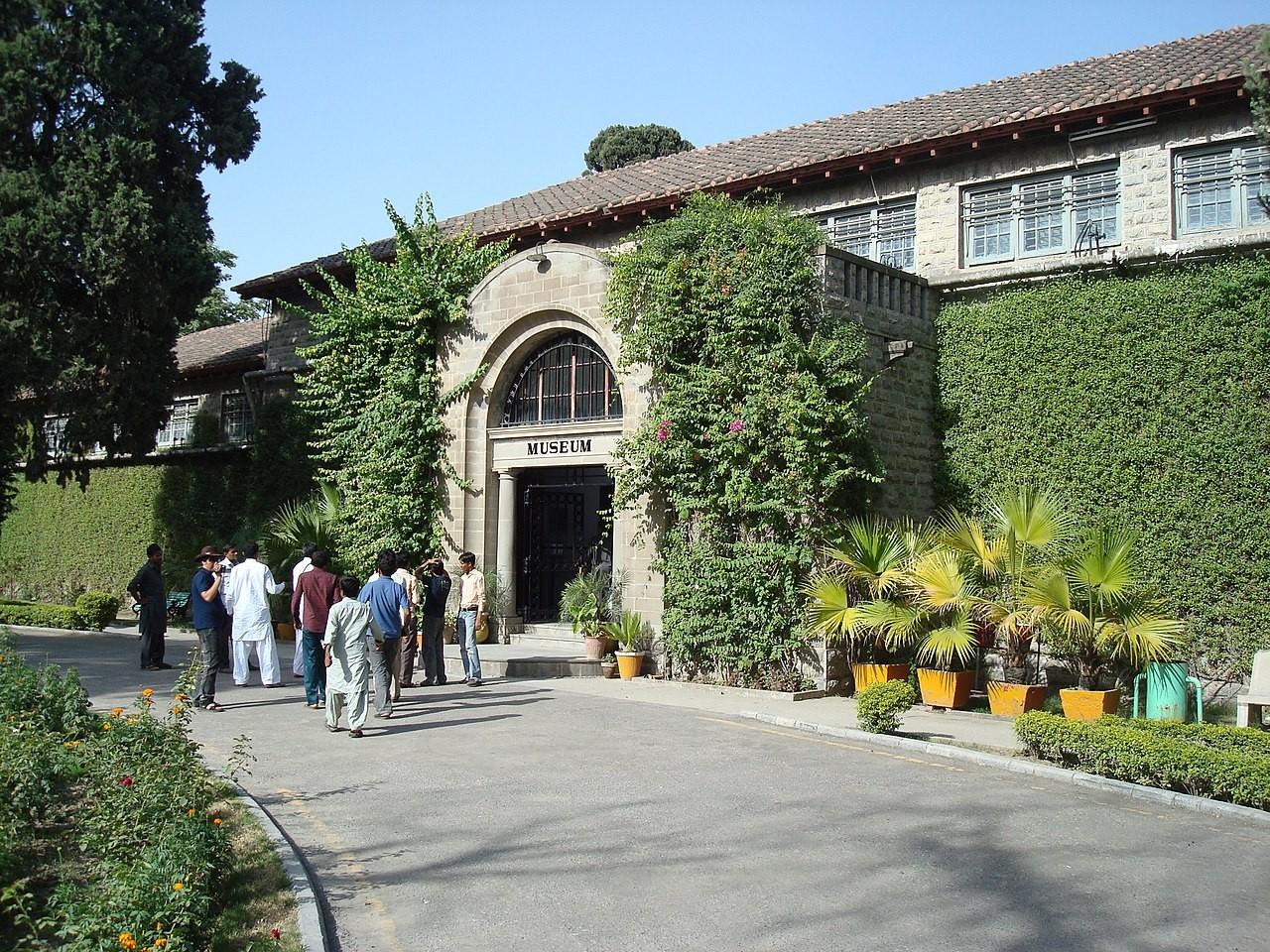 Taxila Museum Wah Pakistan