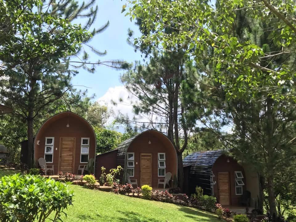 Saddle Ridge Camp Mindanao Philippines