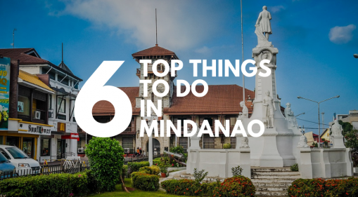 Top 6 Things to do in Mindanao, Philippines