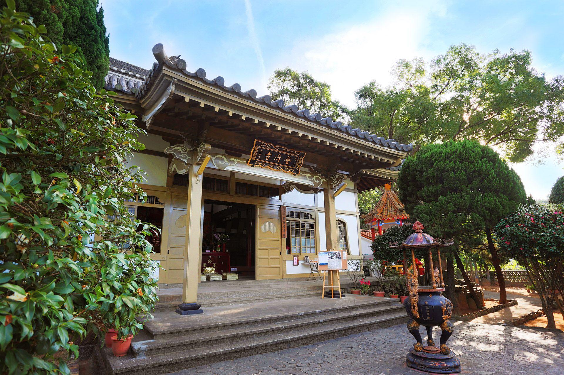 Puchi Temple The Gaia Hotel Taipei Taiwan