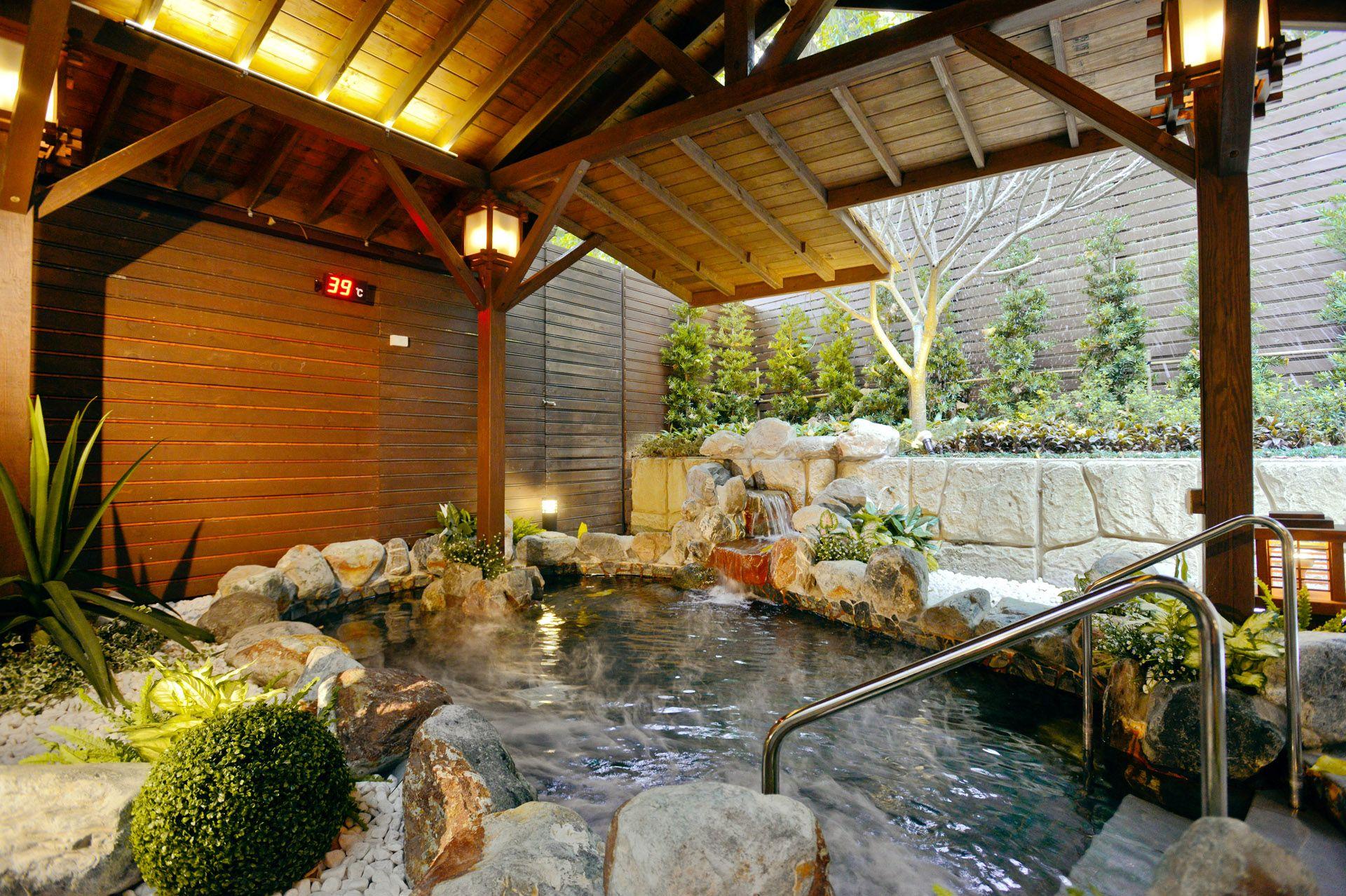 The Gaia Spa Gaia Hotel Taipei Taiwan