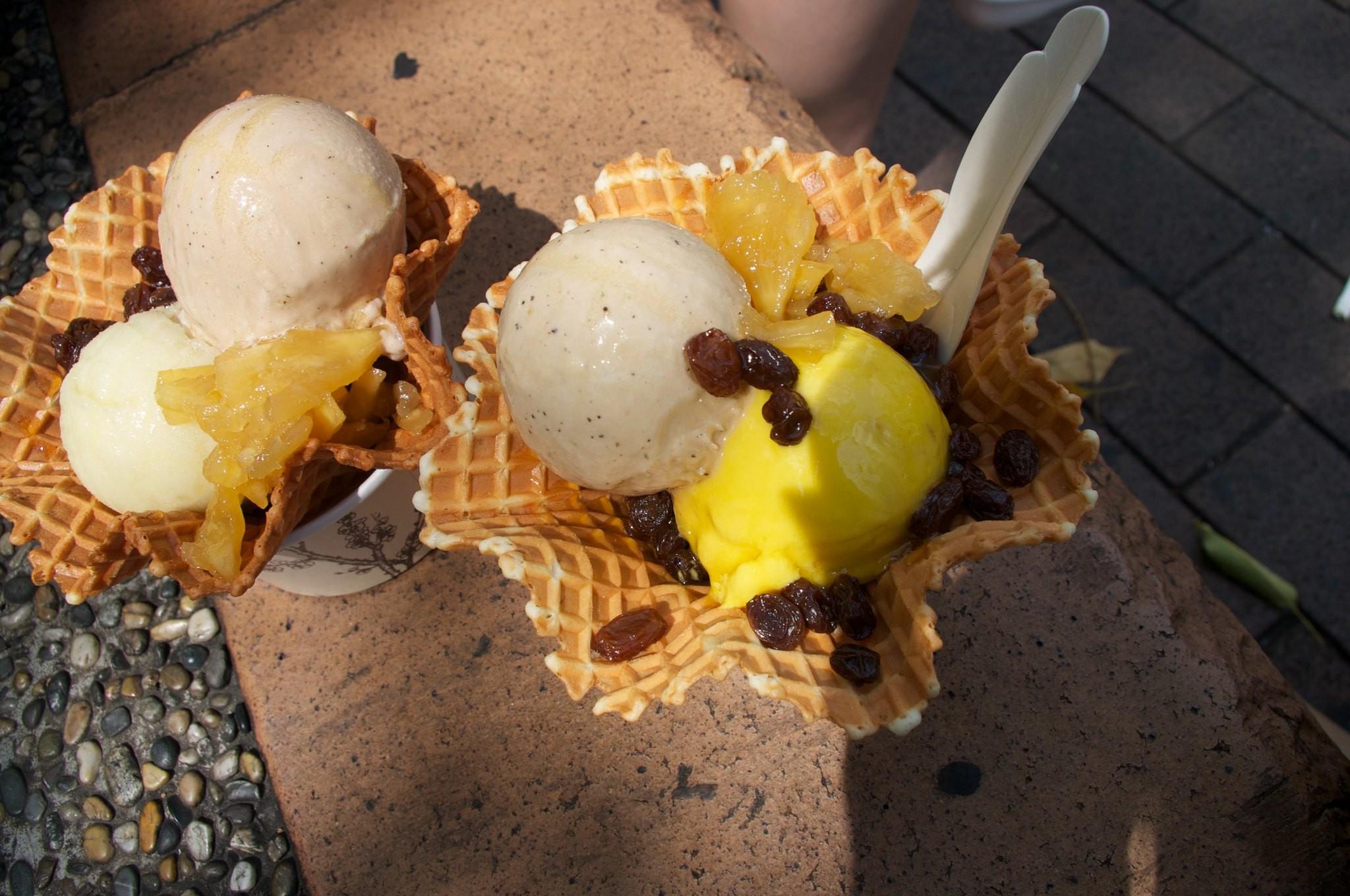Miyahara Ice Cream Taichung Taiwan