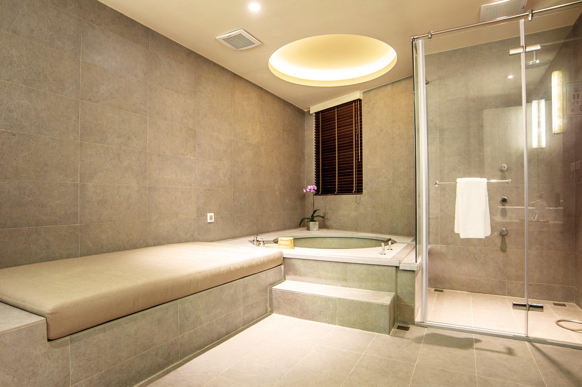 Individual Hot Spring Room The Gaia Hotel Taipei Taiwan