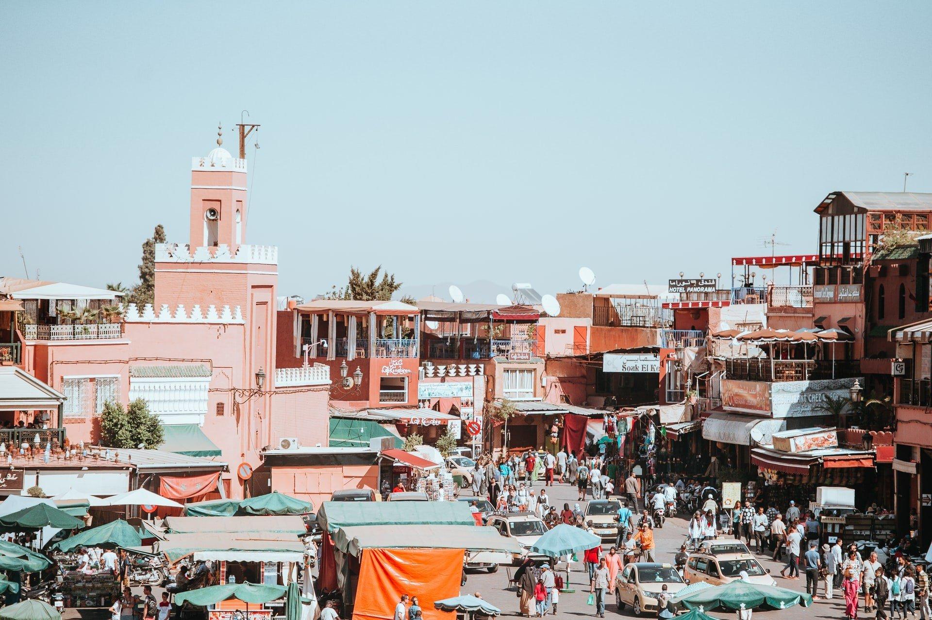 Marrakesh Morocco Marrakech