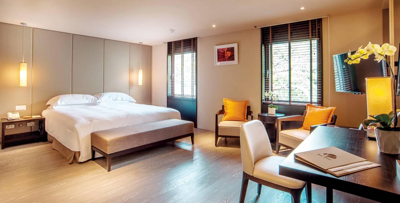 Yunji Room The Gaia Hotel Taipei Taiwan