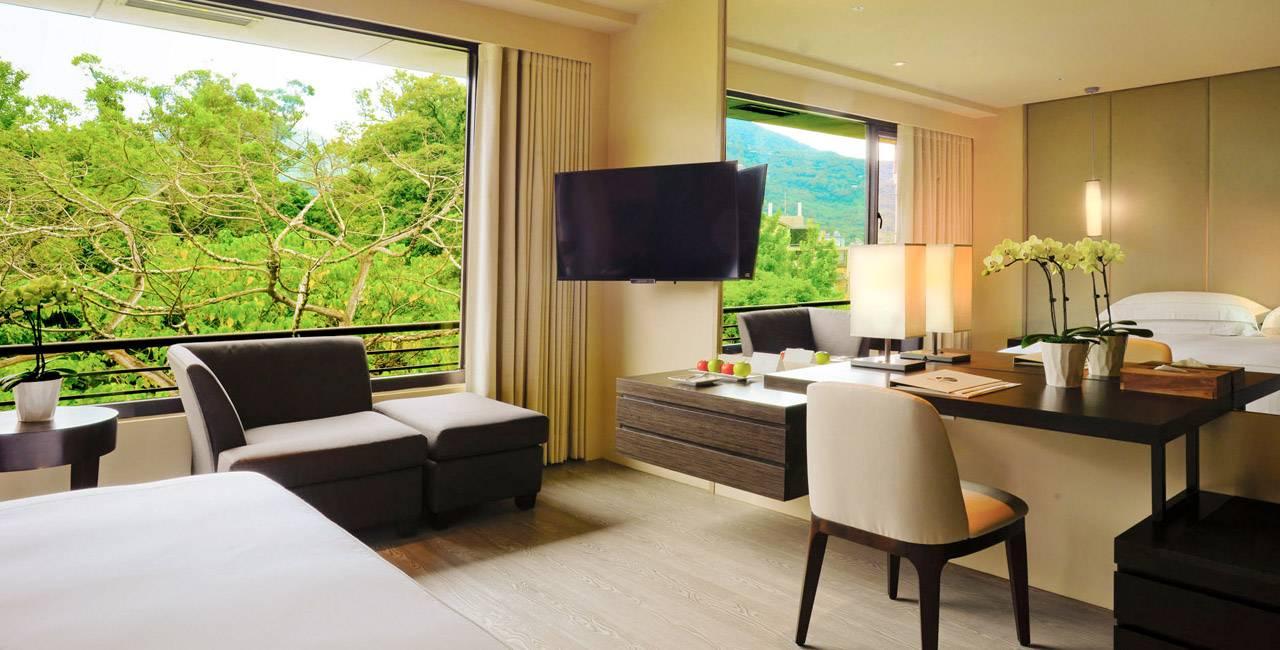 Qiyan Room Gaia Hotel Taipei Taiwan