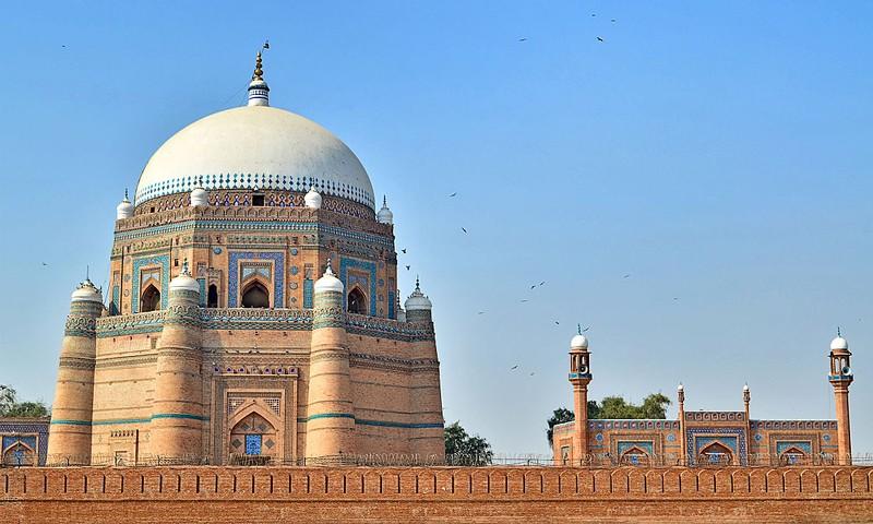 Multan Fort Kohna