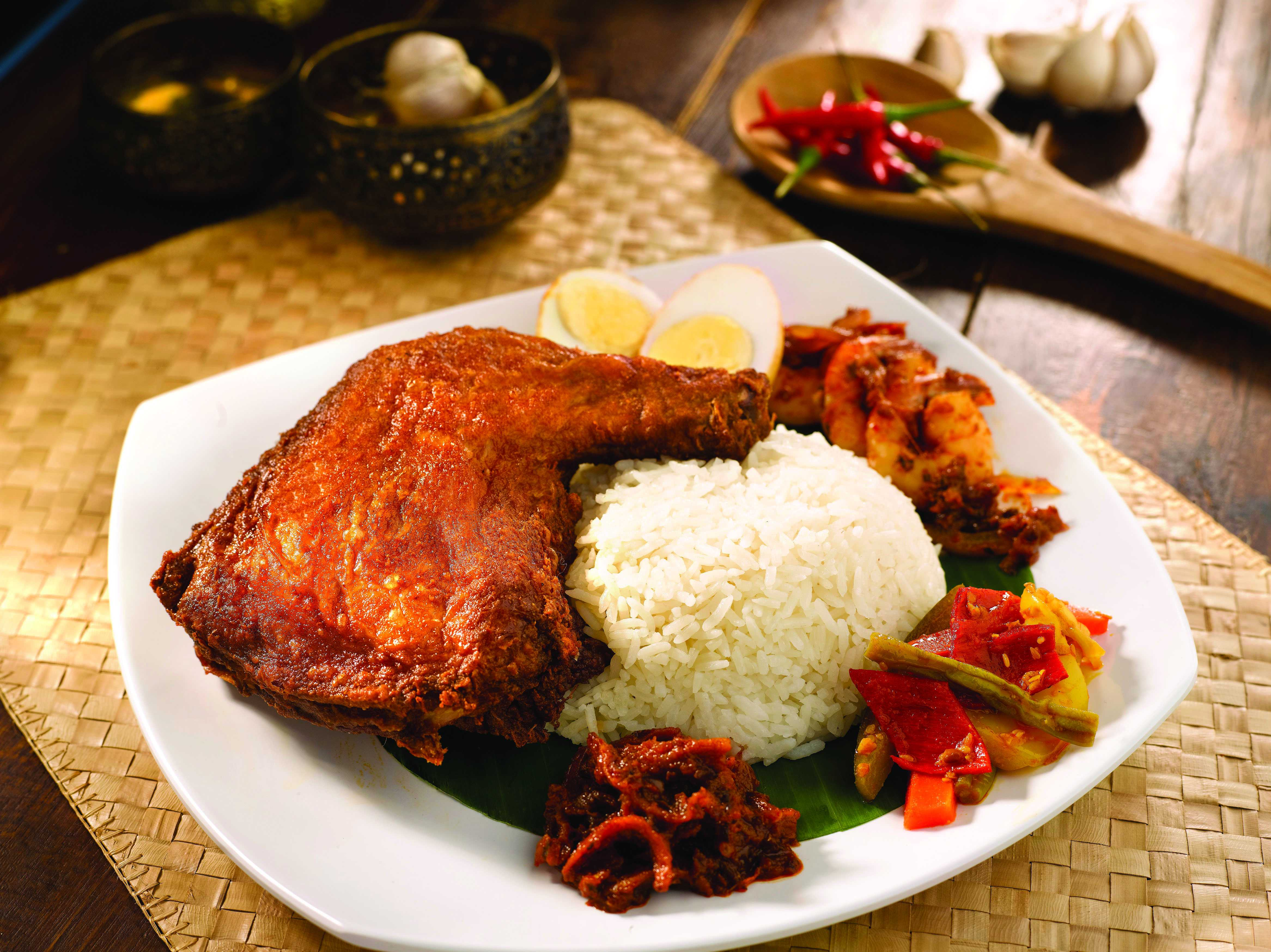 Penang Culture Premium Nasi Lemak