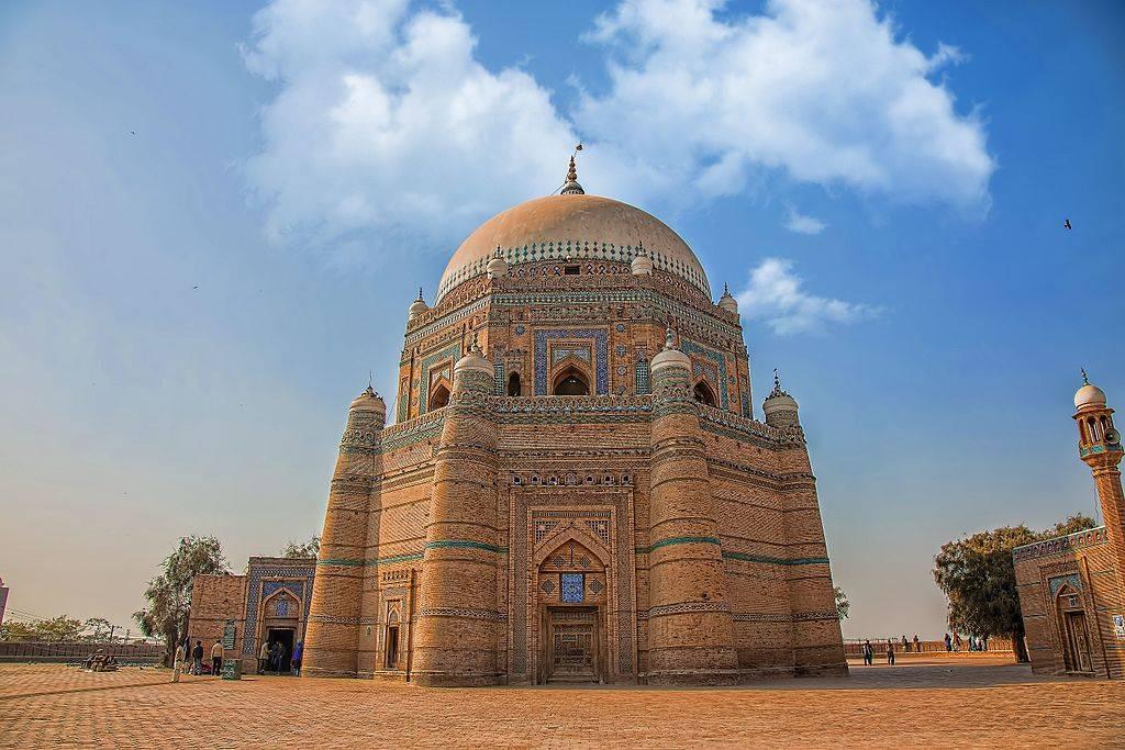Sheikh Rukn-e-Alam Tomb in Pakistan