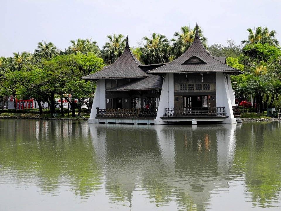 Taichung Park Taiwan