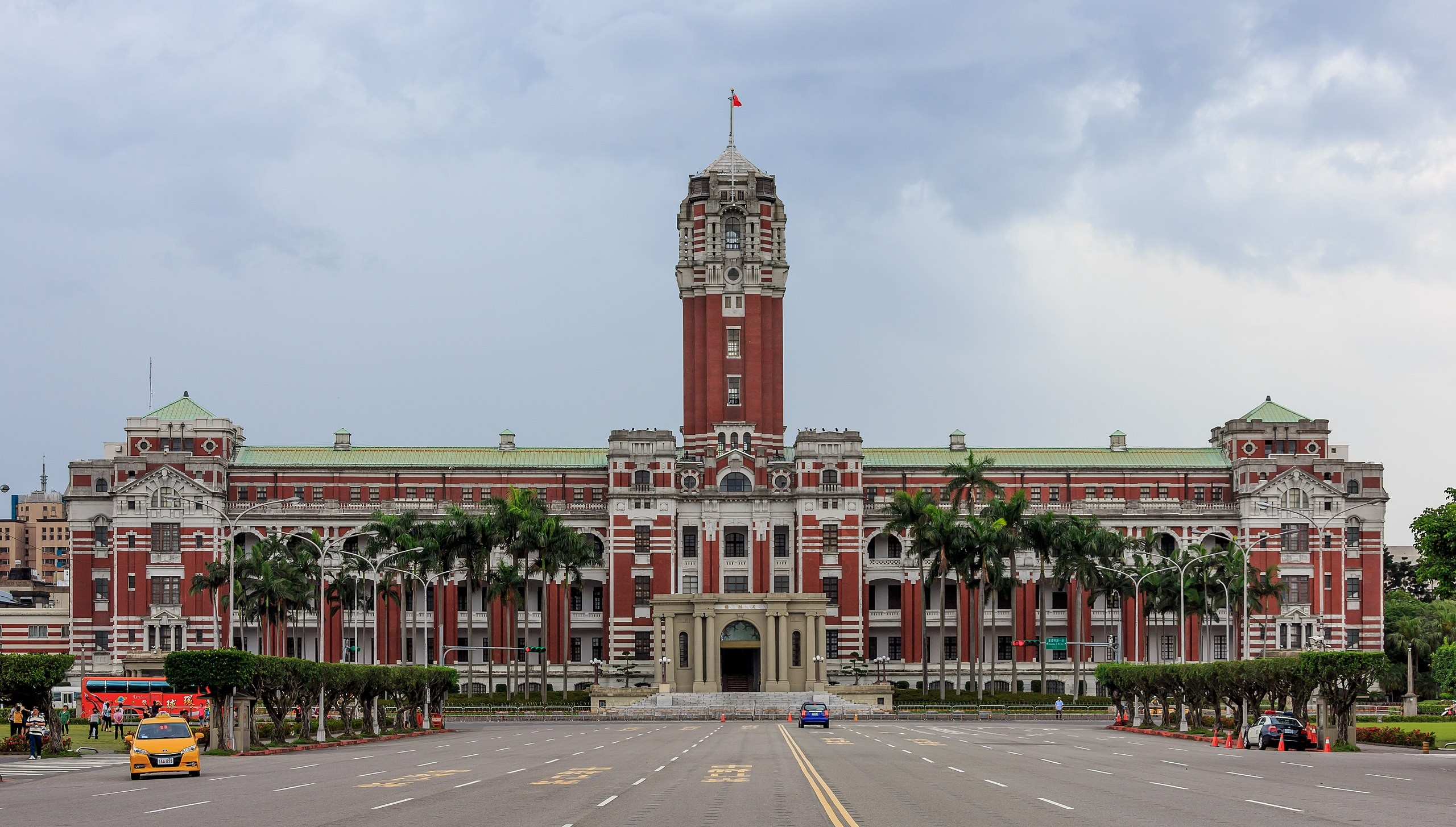 The Presidential Office Building, Taiwan