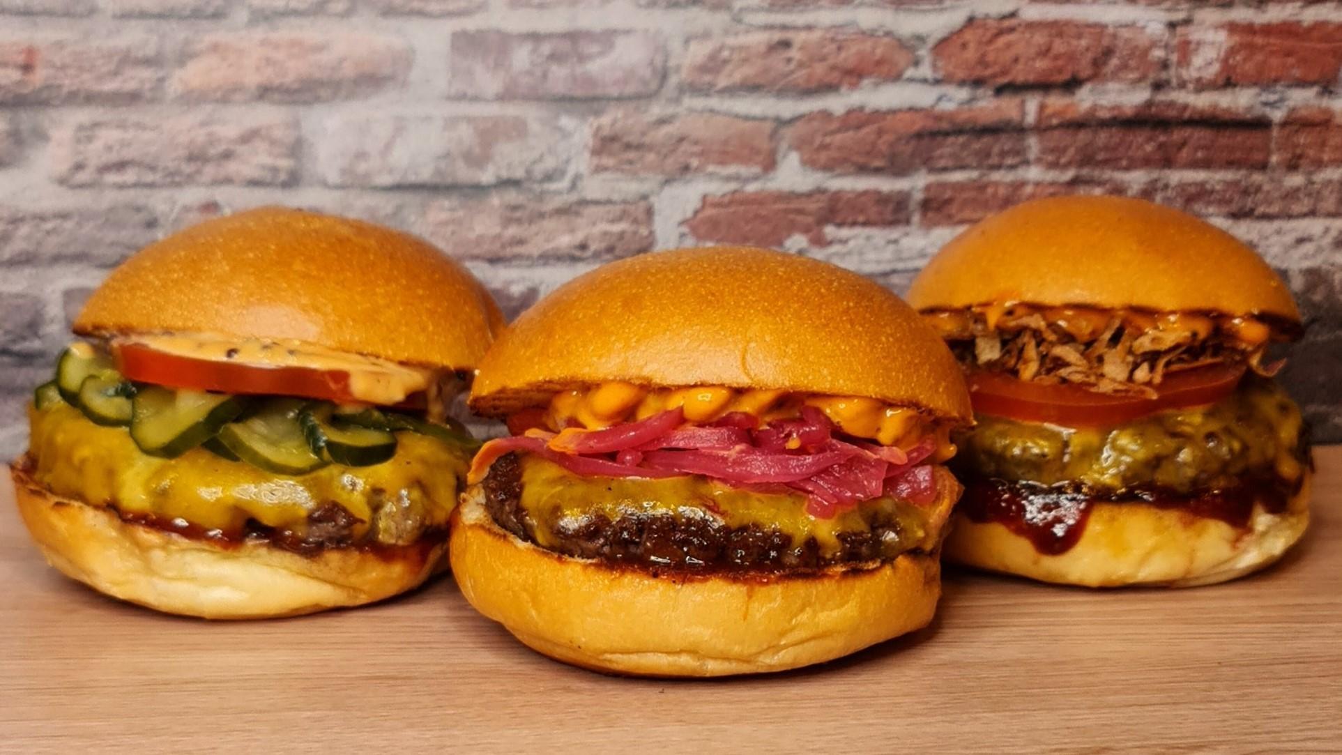 Tigaroti Halal Gourmet Burgers Woodlands