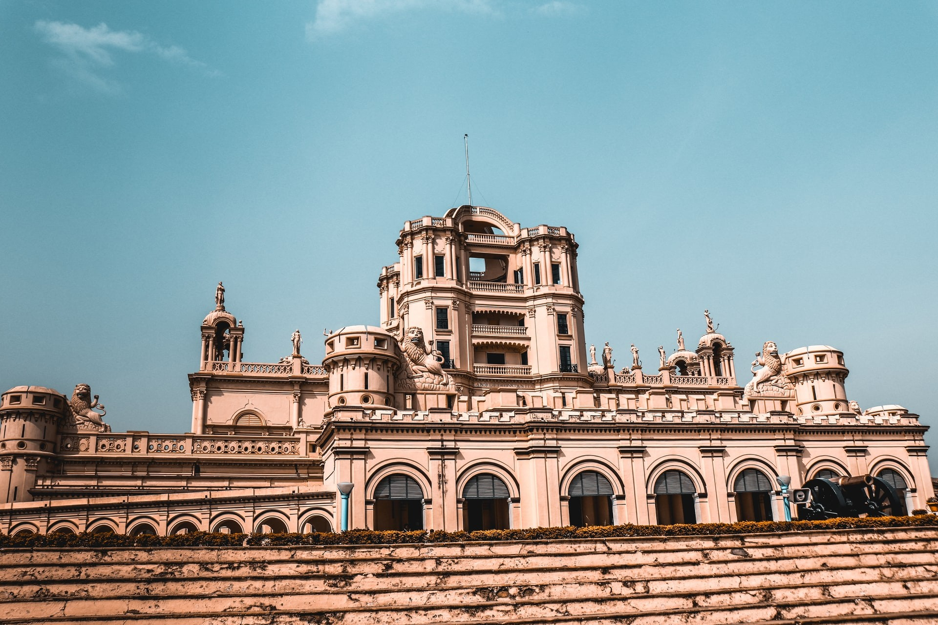 La Martinière College Lucknow India