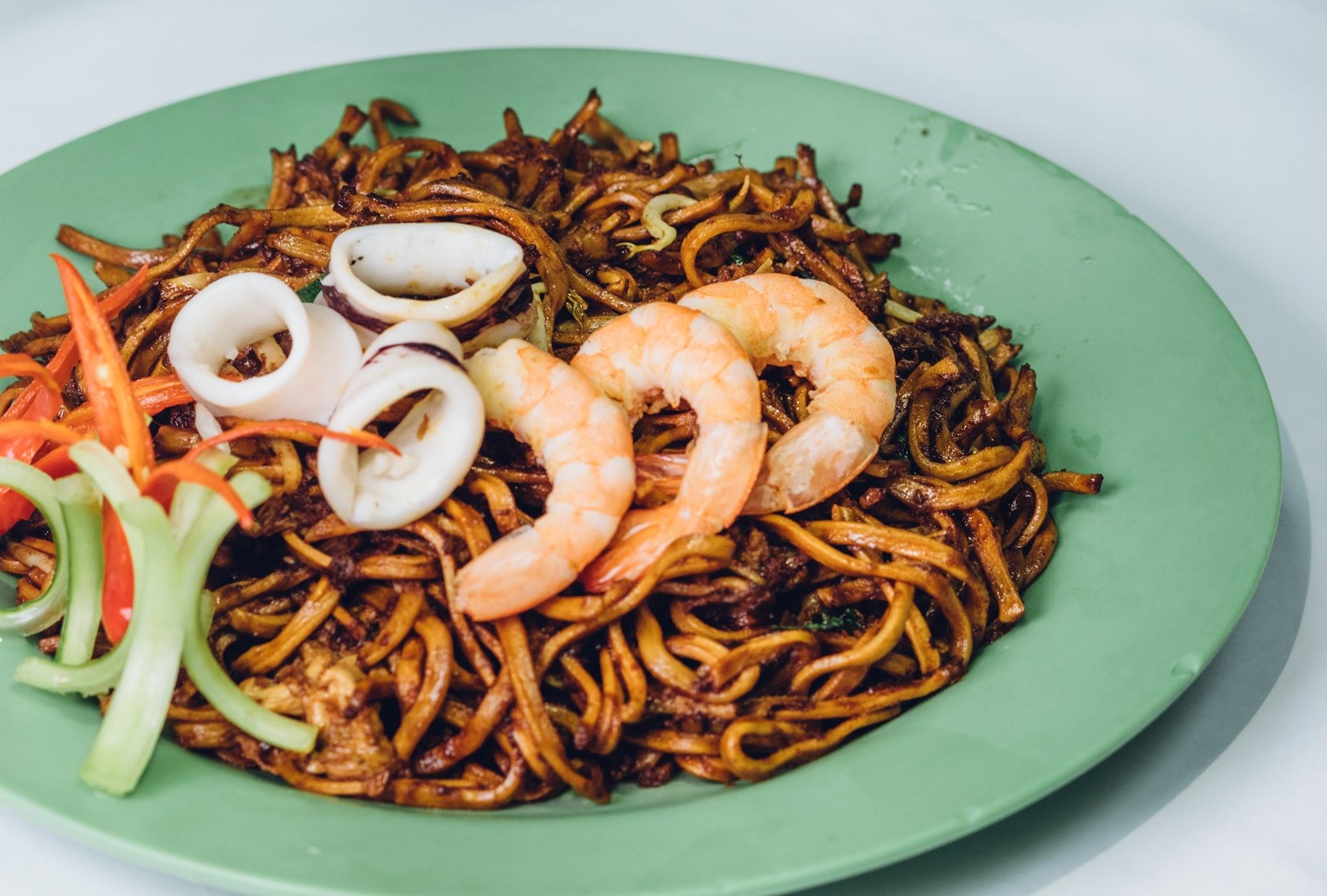 Cahaya Halal Restaurant near Orchard Road, halal food at far east plaza