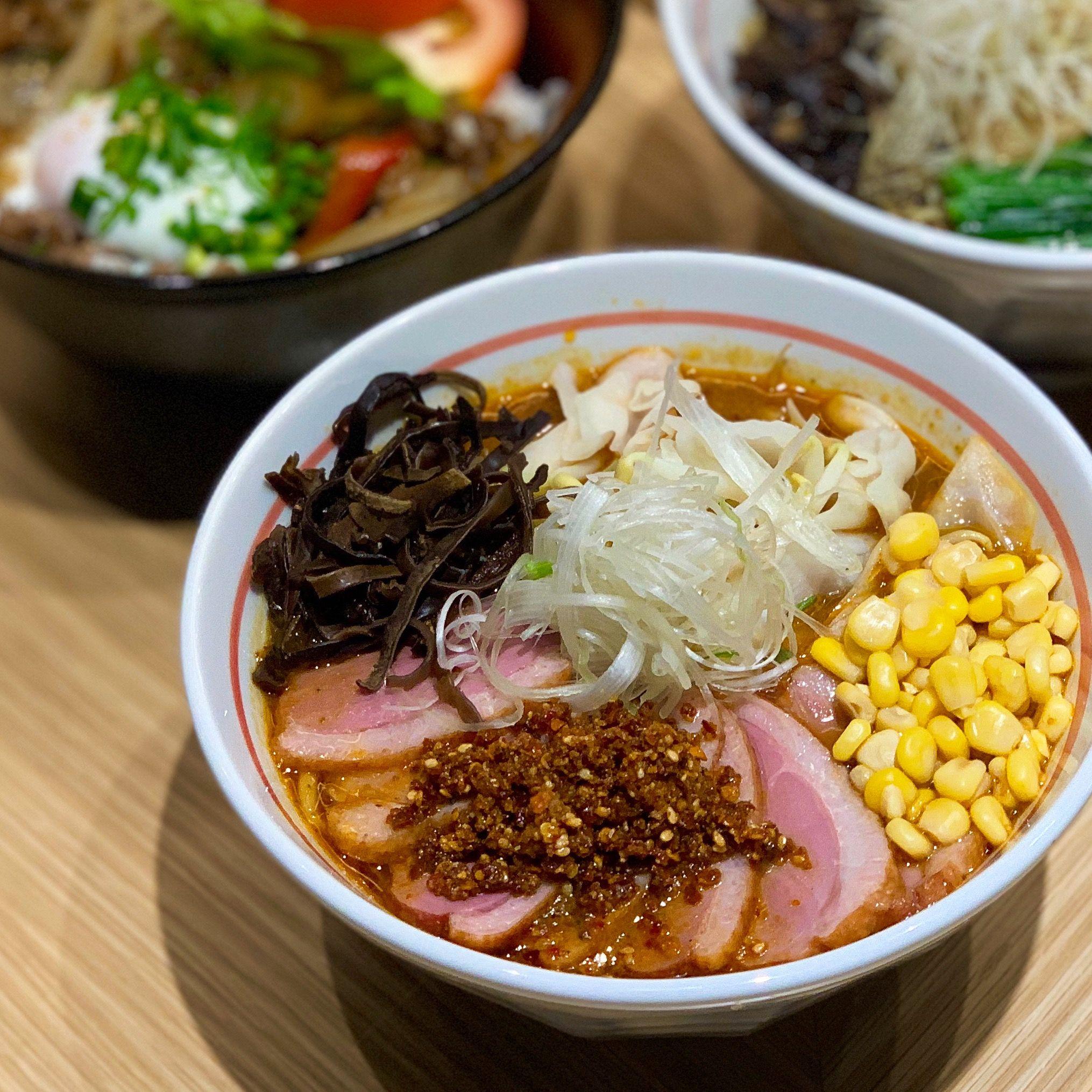 Ichikokudo Ramen 313@Somerset, Halal food near Orchard Road