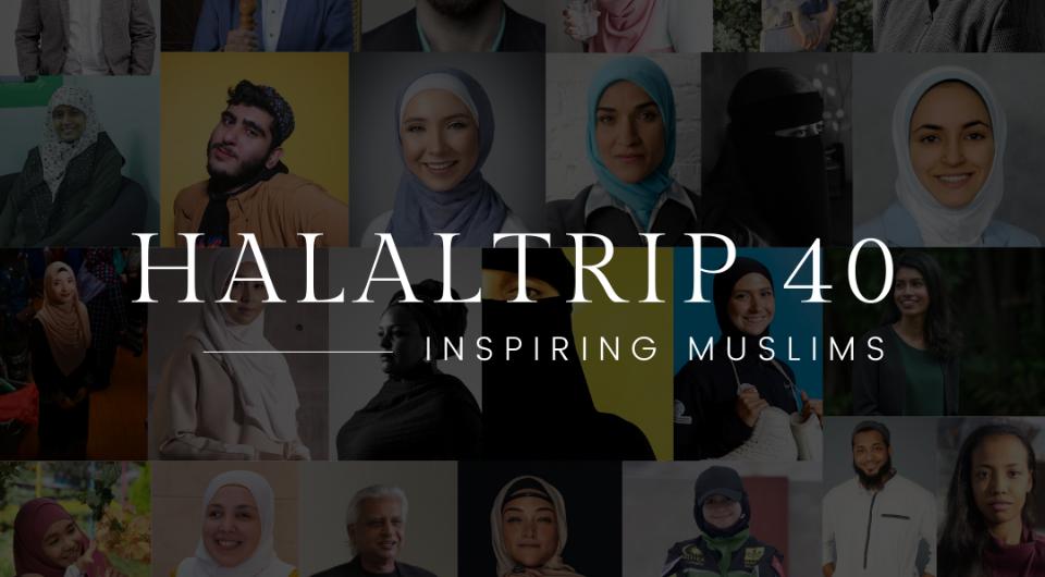 HalalTrip 40: Inspiring Muslims