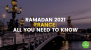 Ramadan 2021 France: All You Need To Know