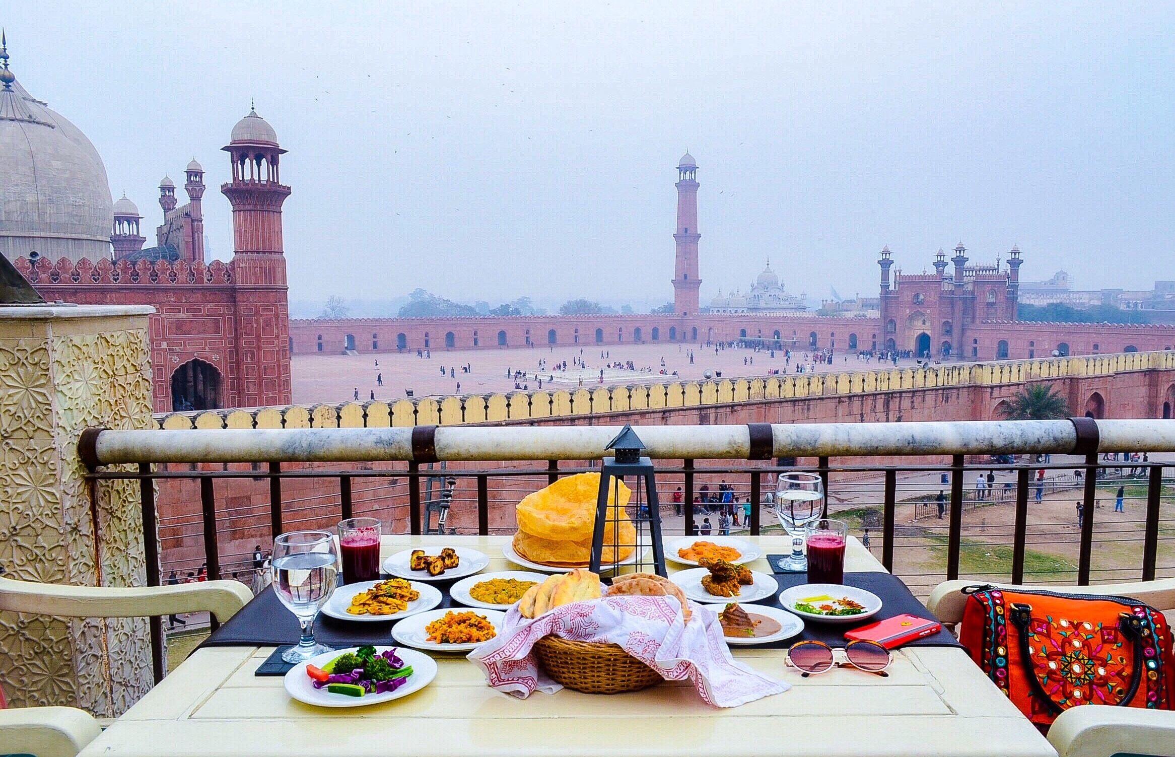Pakistan Roof top Restaurant Ramadan