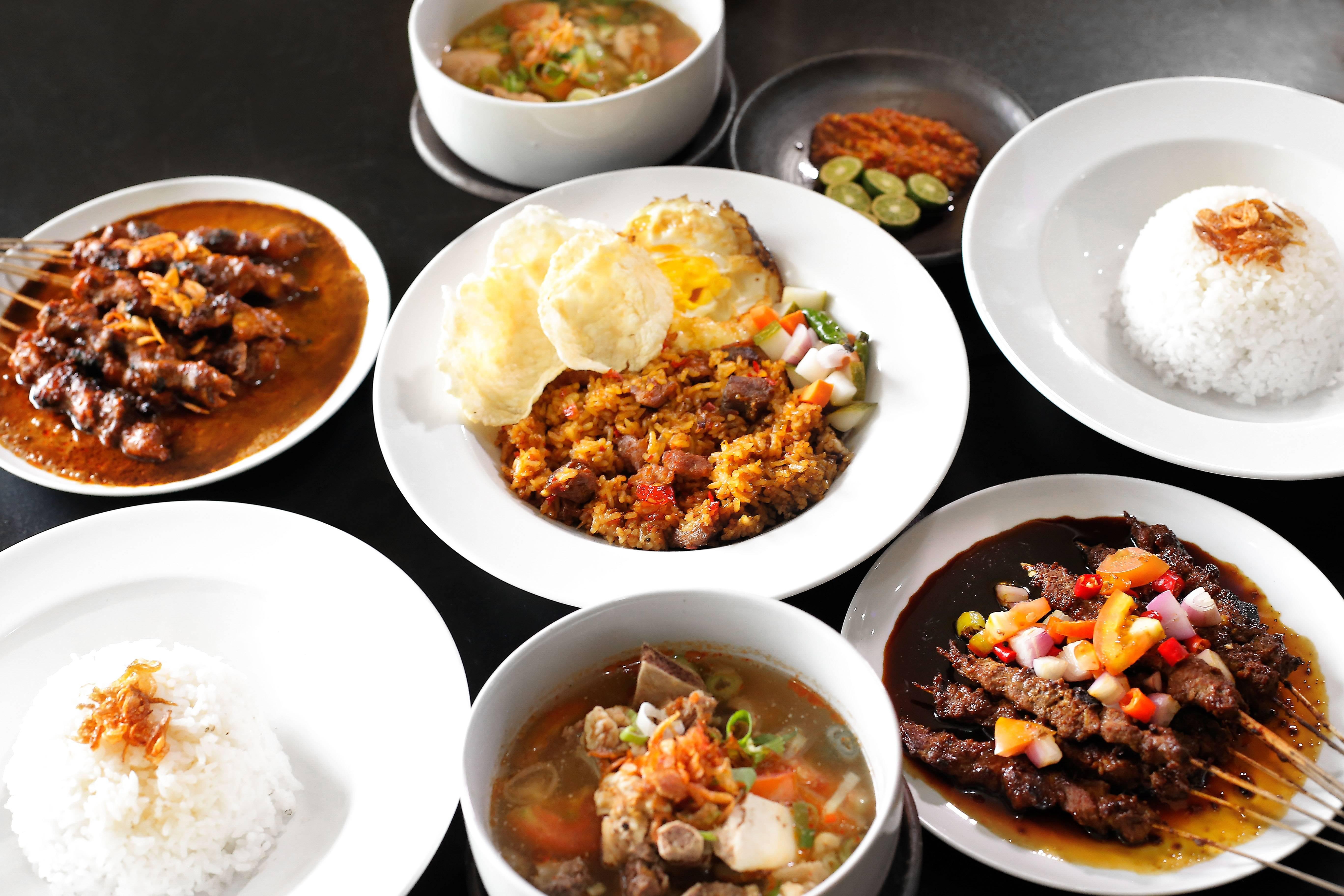 Iftar, break fast, Indonesian meal