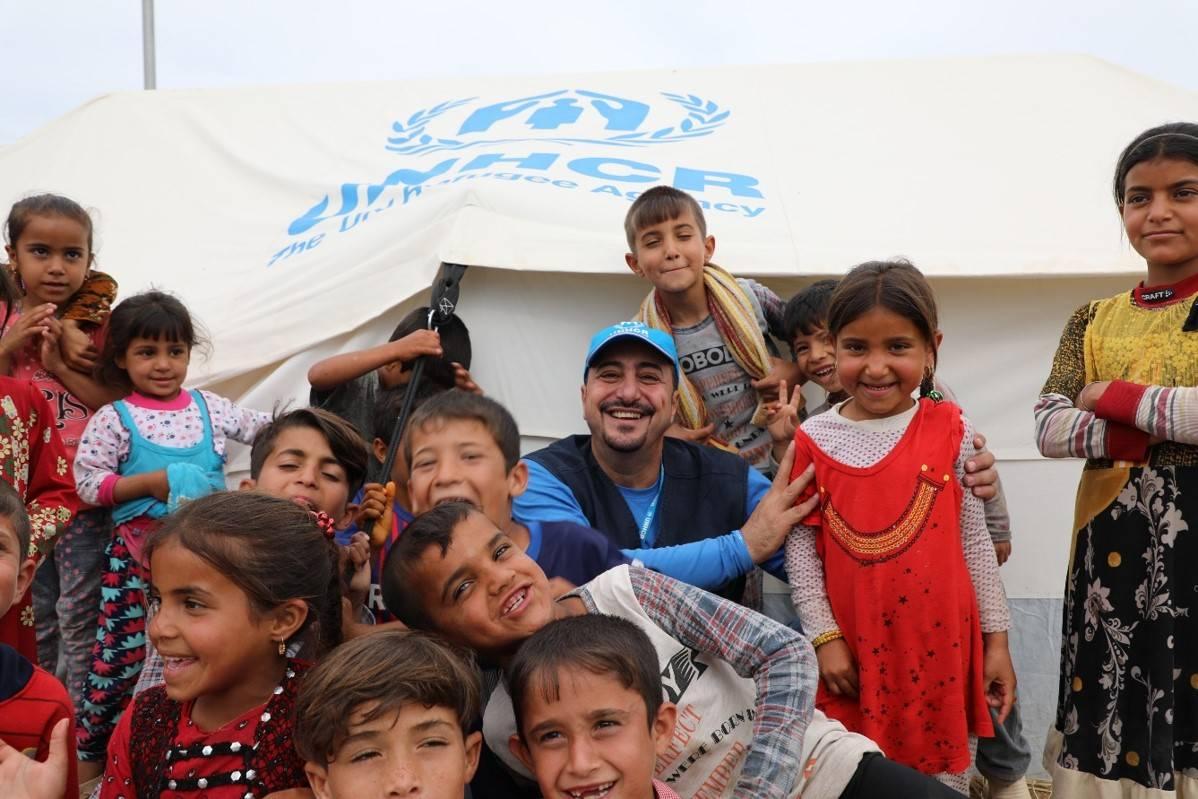 Ramadan 2021 #pledgeyourlunch UNHCR