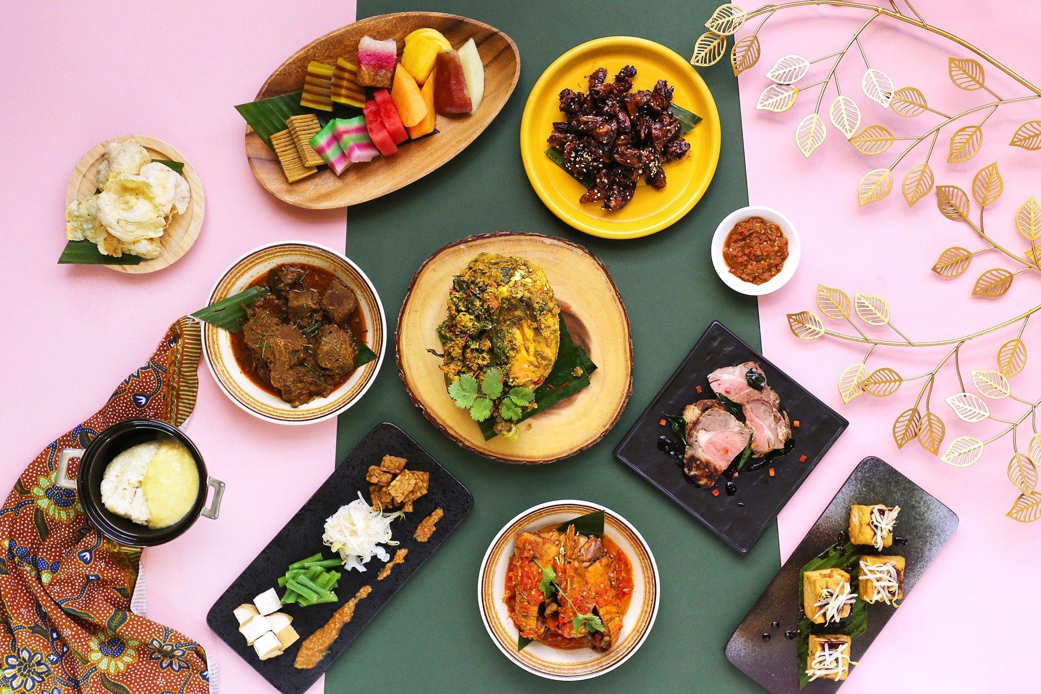 Kintamani Indonesian Restaurant, Halal Buffets in Singapore