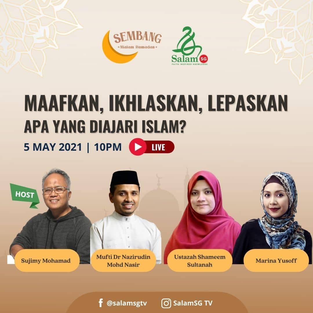 SalamSG TV Online Ramadan classes free