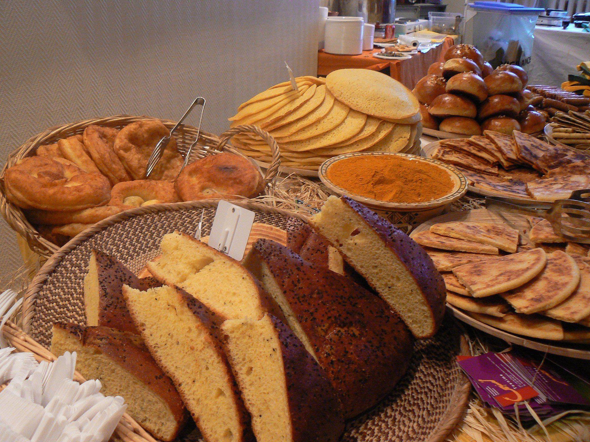 Moroccan Pancakes Beghrir Msemen Ramadan
