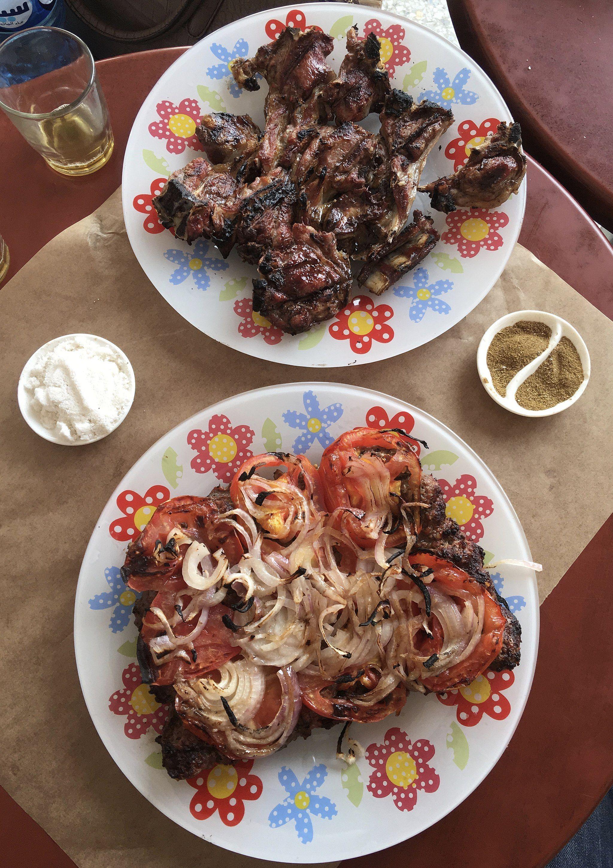 Kebab Ramadan Morocco
