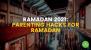 Ramadan 2021: Parenting Hacks for Moms this Ramadan