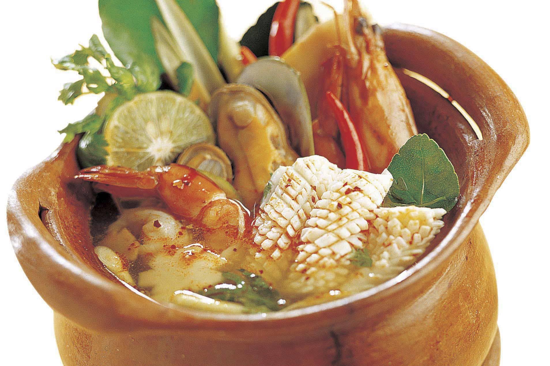 Bali Thai Tom yum soup Eid 2021 Hari Raya