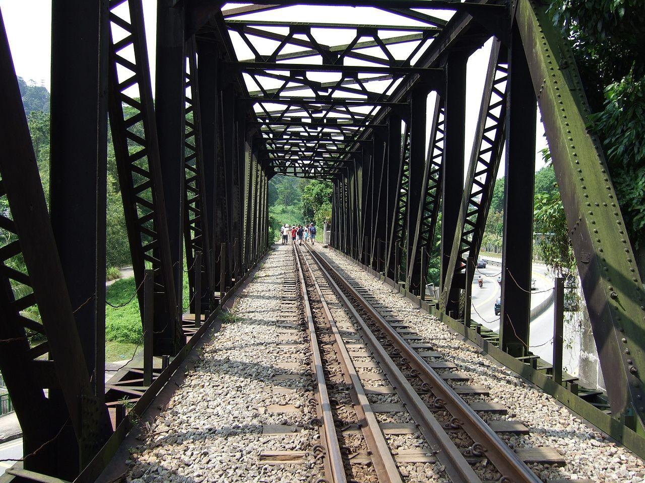 Bukit Timah Railway Bridge King Albert Park Bridge
