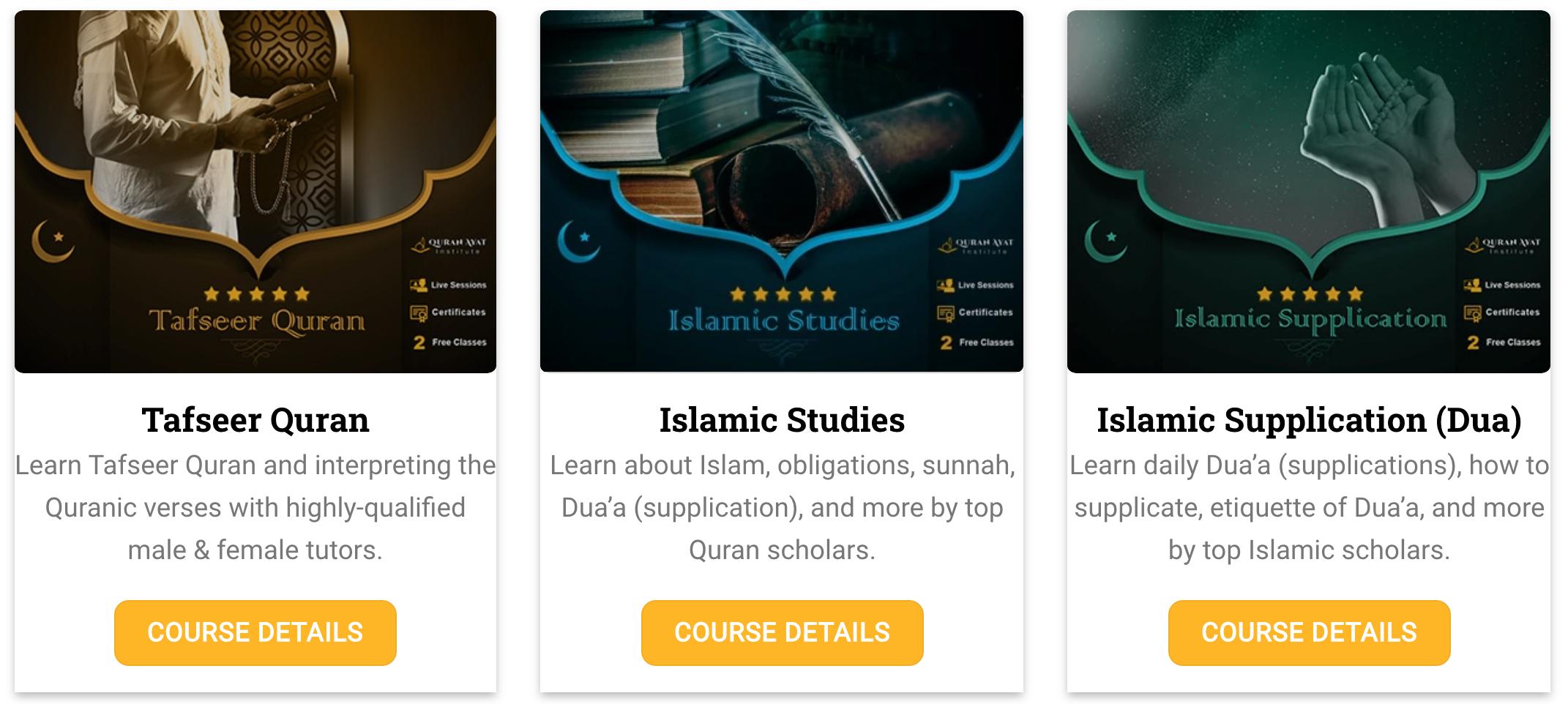 Quran Ayat Institute Online Quran Classes this Ramadan