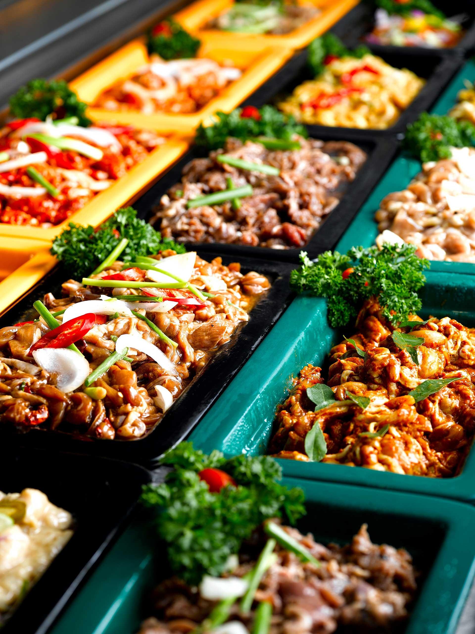 Seoul Garden Halal Buffet Singapore