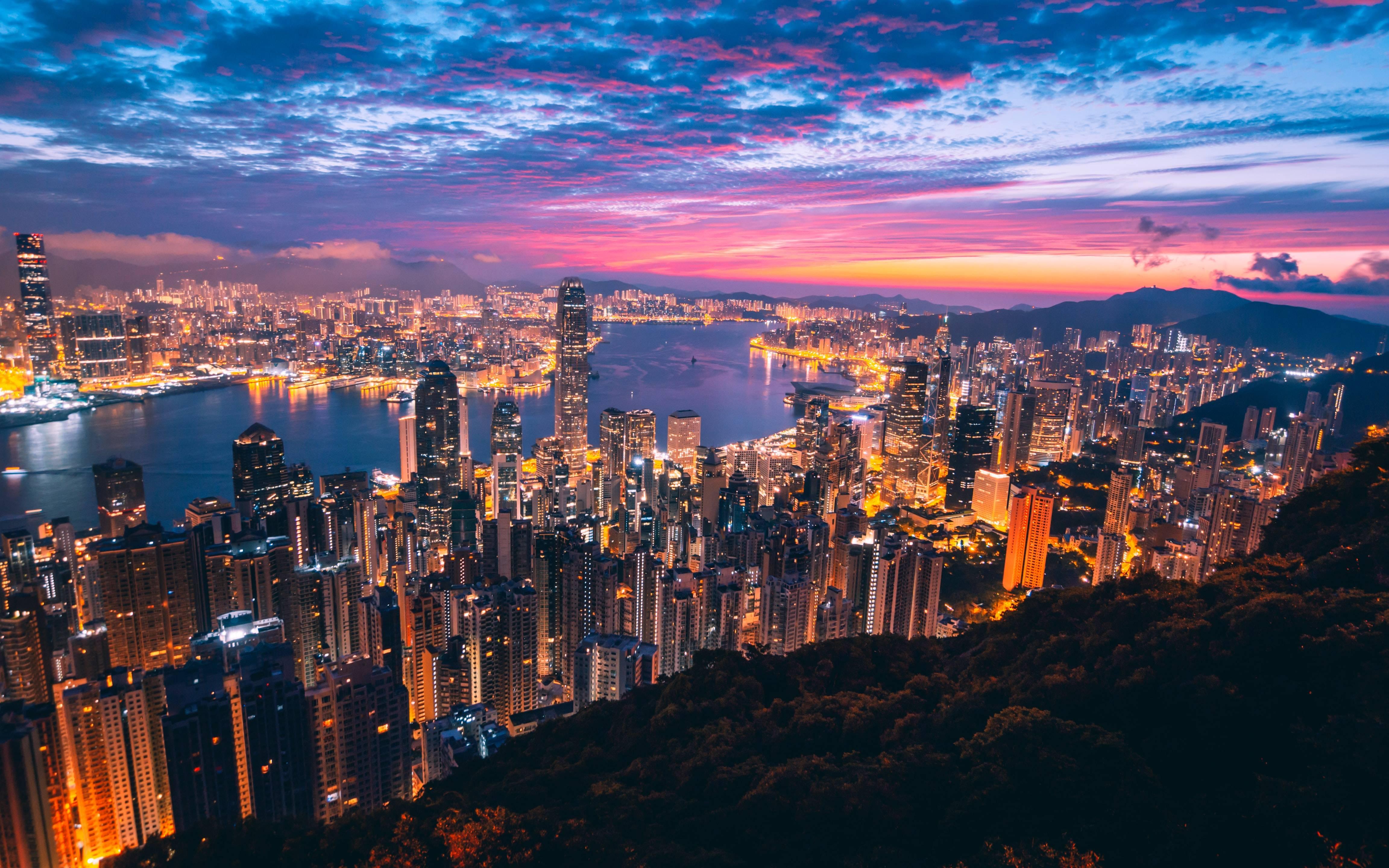 Hong Kong cityline