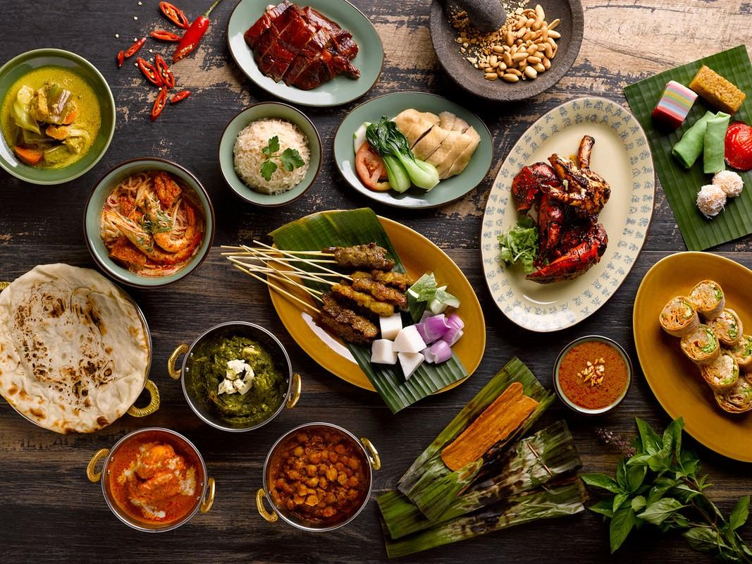 Straits Kitchen Halal Buffet Singapore