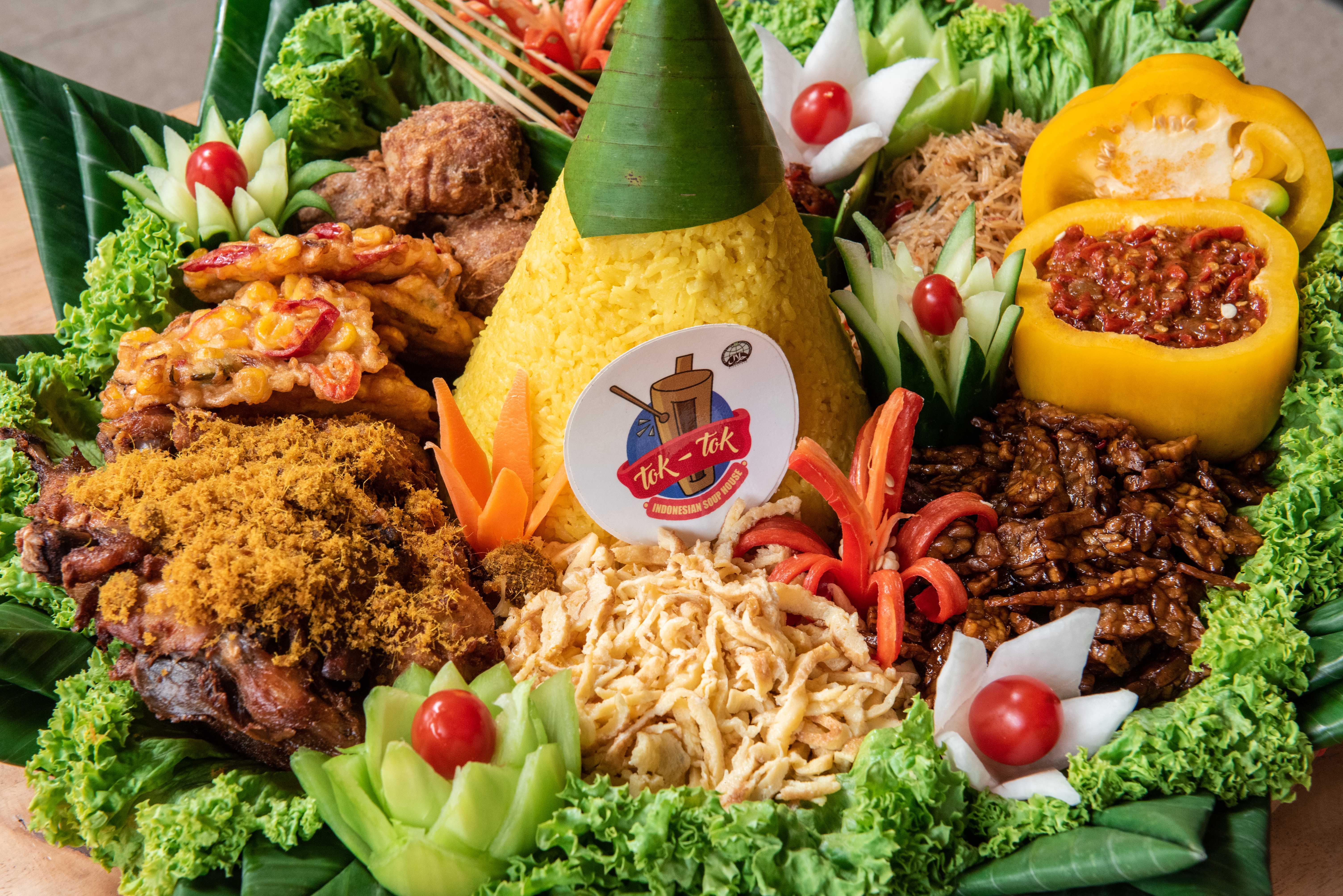 Tok Tok Indonesian Soup House Eid 2021 Hari Raya